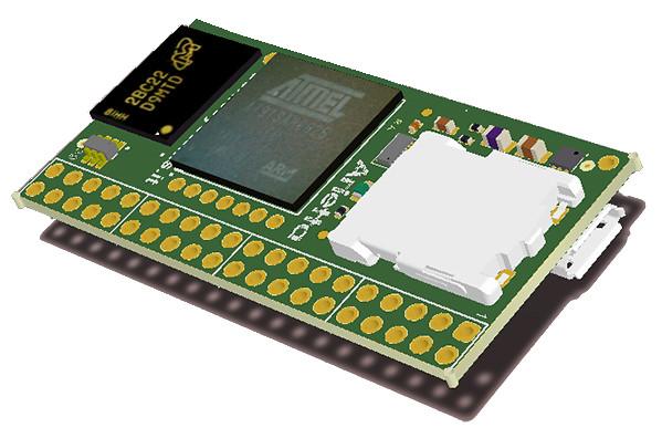 Arietta G25 — самый дешевый компьютер