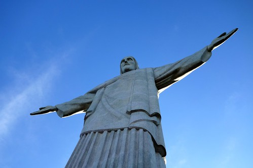Corcovado, Christ the Redeemer in Rio