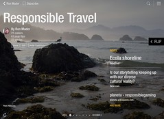 Responsible Travel Flipboard 02.2013