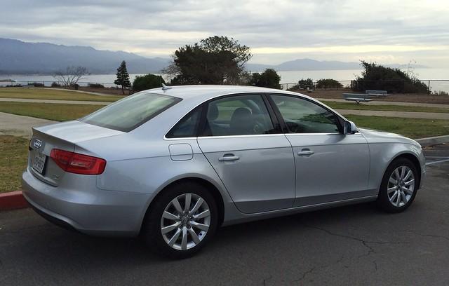 A4 rear side