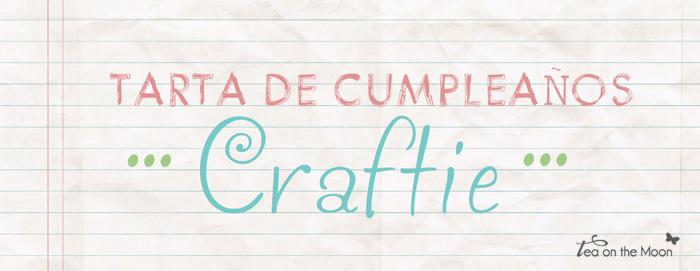 tarta de cumpleaños craftie