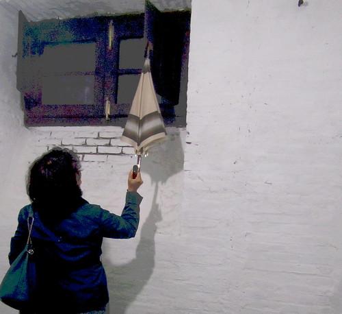 Estrenando el trastero by JoseAngelGarciaLanda