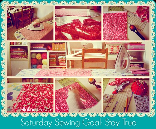 saturdaysewingGoalcollage