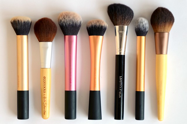 Favourite Face Brushes | sleep and water | Bloglovin'
