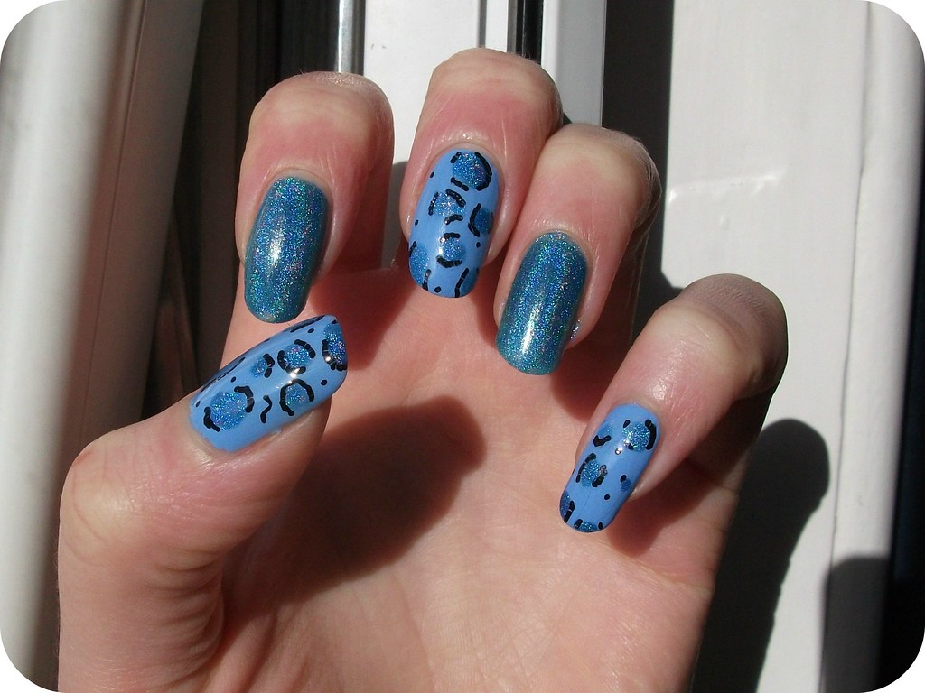 #NailArtWeeklyProject September