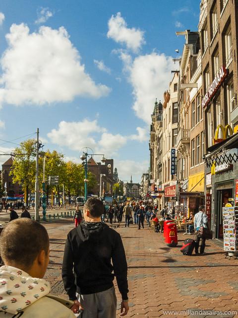 Calles de Amsterdam
