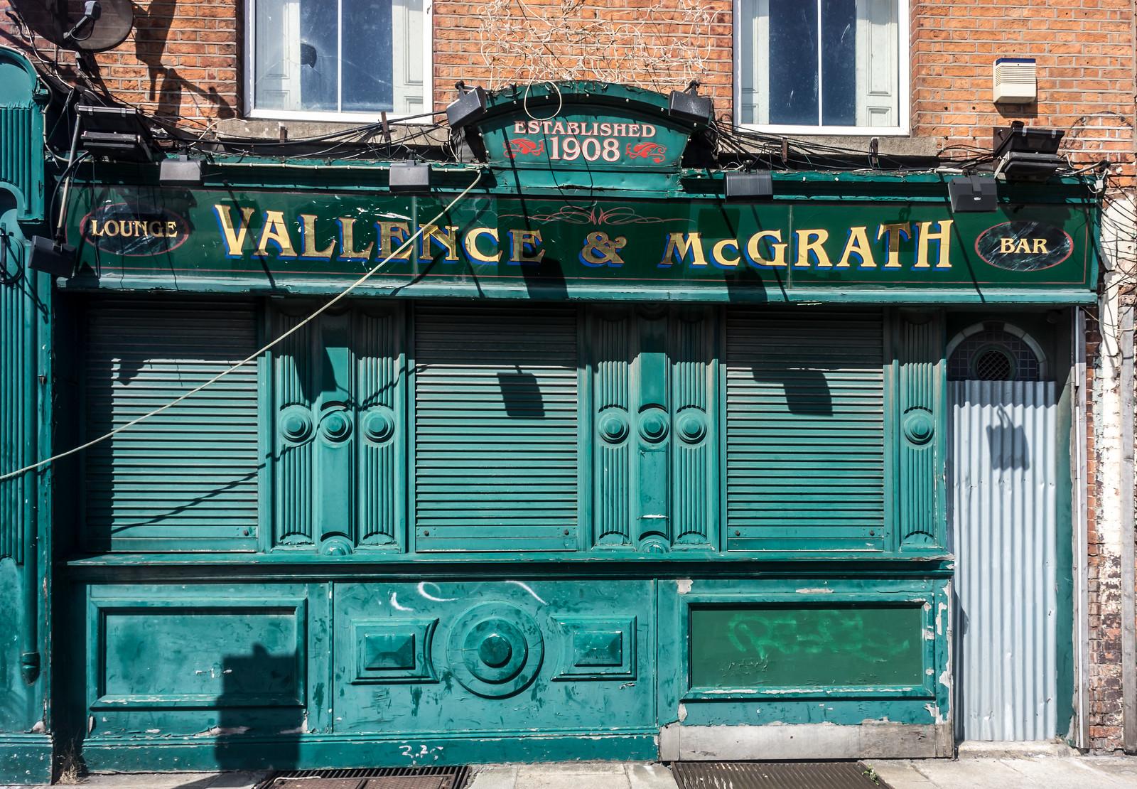 Vallence & McGrath - Established In 1908 But No Longer In Business