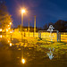 Flood Light (All In Camera Tilt Shift Light Painting), Wareham