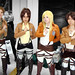 Attack on Titan - Scouting/Survey Corps members by greyloch