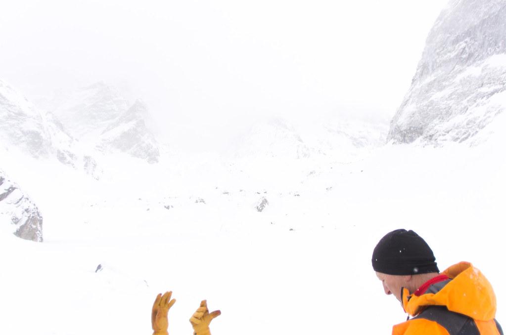 Parc naturel de la Vanoise - Randonnée à ski - Avant le départ