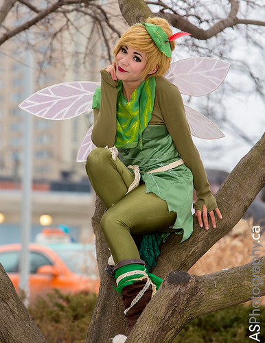 Tink by Bec's Cosplay Wonderland at March Toronto Comic Con 2014 by andreas_schneider