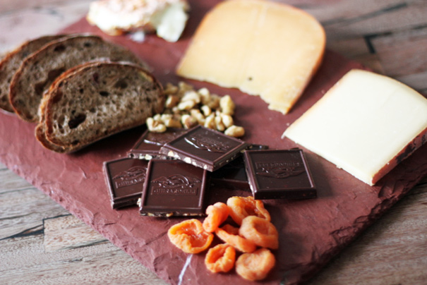 Sponsored Post: Cheese and Chocolate Are BFFs - The ...
