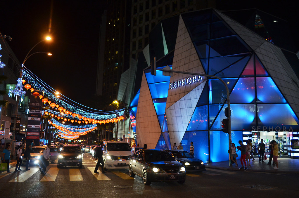Bukit Bintang, Golden Triangle