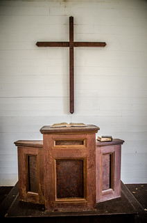 Palmer Chapel Pulpit
