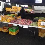 Gisborne Farmers Market Teesdale Orchard stall