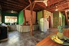 Kitchen and Dining Room Jungle House by Joe Gatto Costa Rica