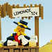 Custer's Last Lemonade Stand by Legohaulic