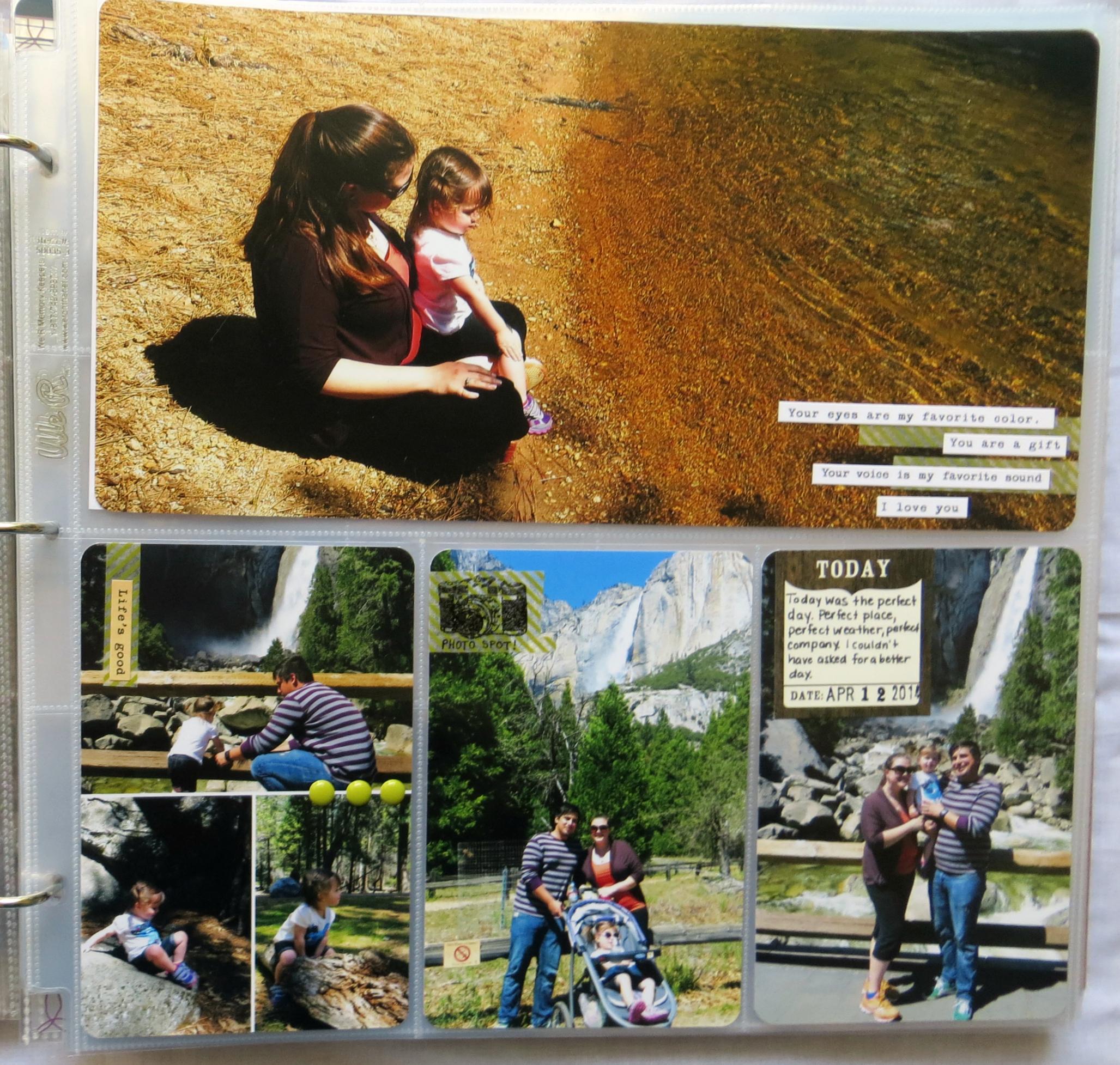 Yosemite PL 17