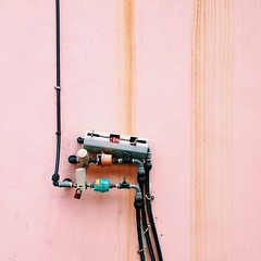Pink #vscocam #malaysia #ipoh #streetart