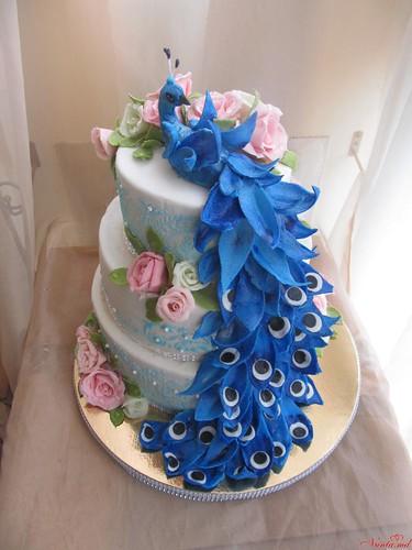 С TORT DE LUX ваш праздник приобретает  яркие цвета! > Фото из галереи `свадебные торты`