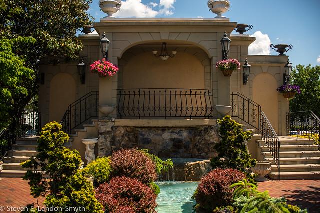 Jericho Terrace Garden
