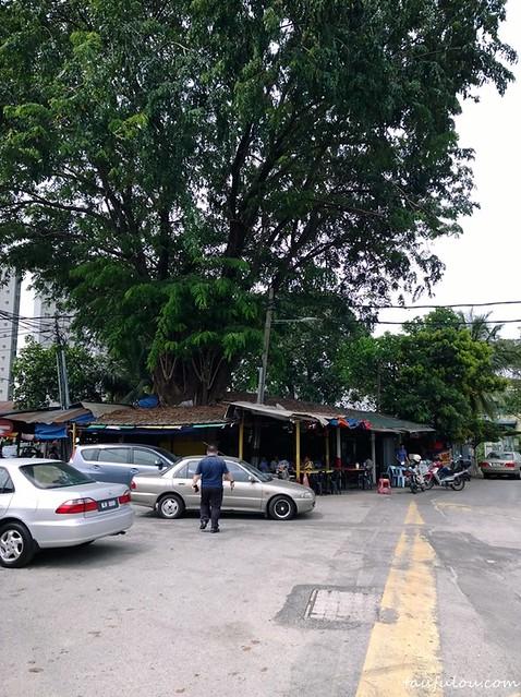 Under Big Tree (1)
