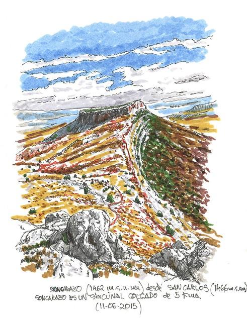 Soncarazo (1.462 m.s.n.m.)