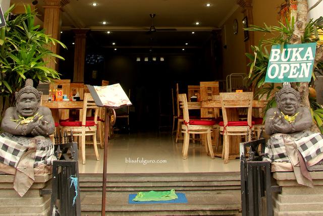 Ibu Oka Restaurant Ubud Bali