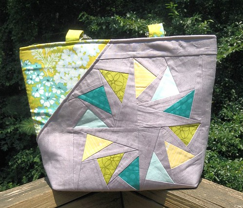 Candice Bag from Lazy Girl Designs.