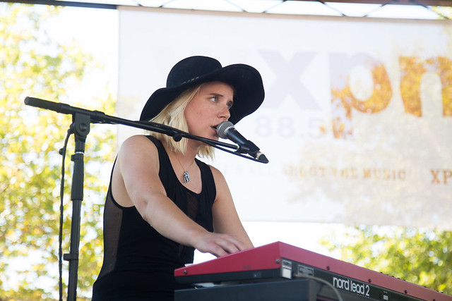 Vita & The Woolf - XPoNential Music Festival 2015