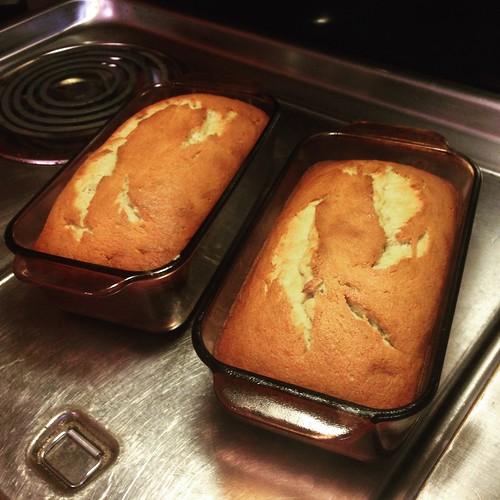 breakfast baking yummy homemade bananabread bakedgoods fromscratch