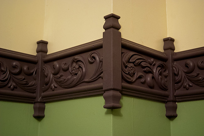 trim detail