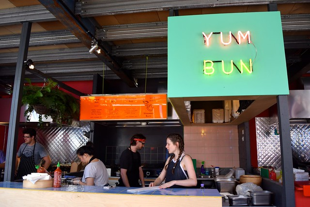 Yum Bun at Dinerama