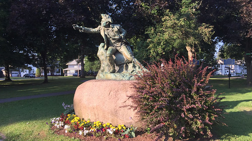 General Herkimer - Myers Park