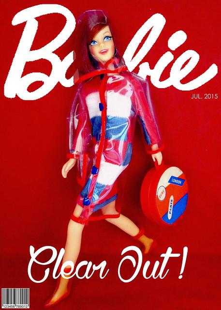 Barbie Magazine- July 2015