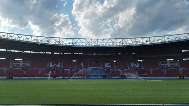 Im Ernst Happel Stadion