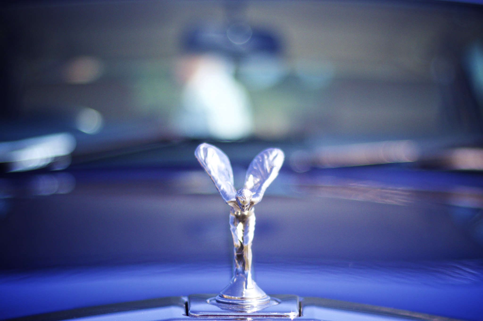 Spirit of Ecstasy by Charanjit Chana