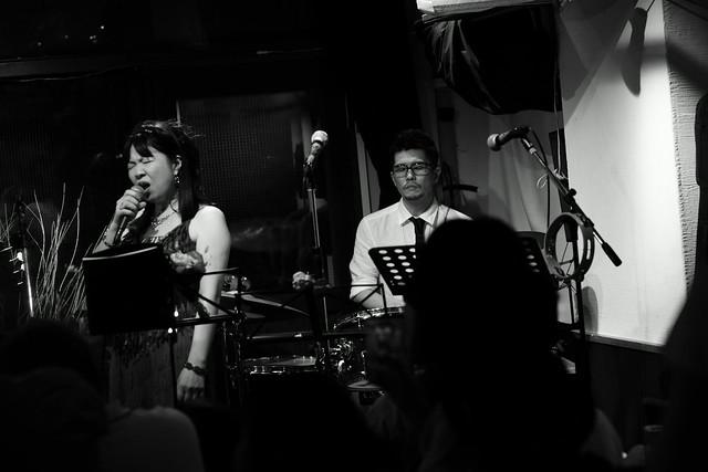 Soul on Fire! live at Rakuya, Tokyo, 19 Jul 2015. 547