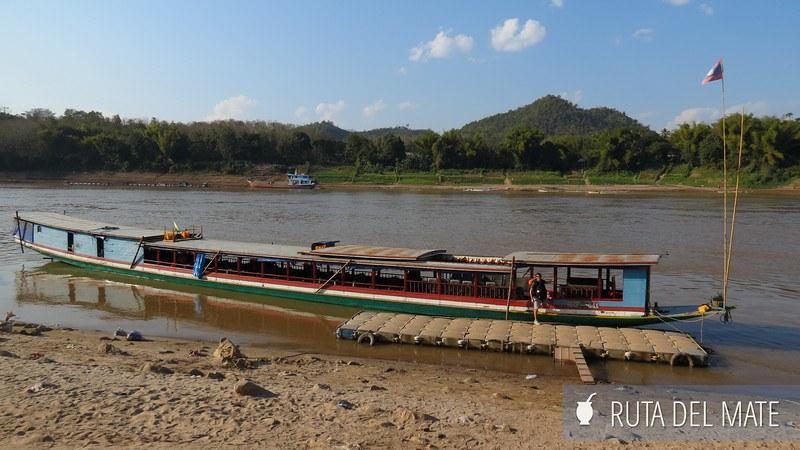 Slow Boat Luang Prabang Laos (9)