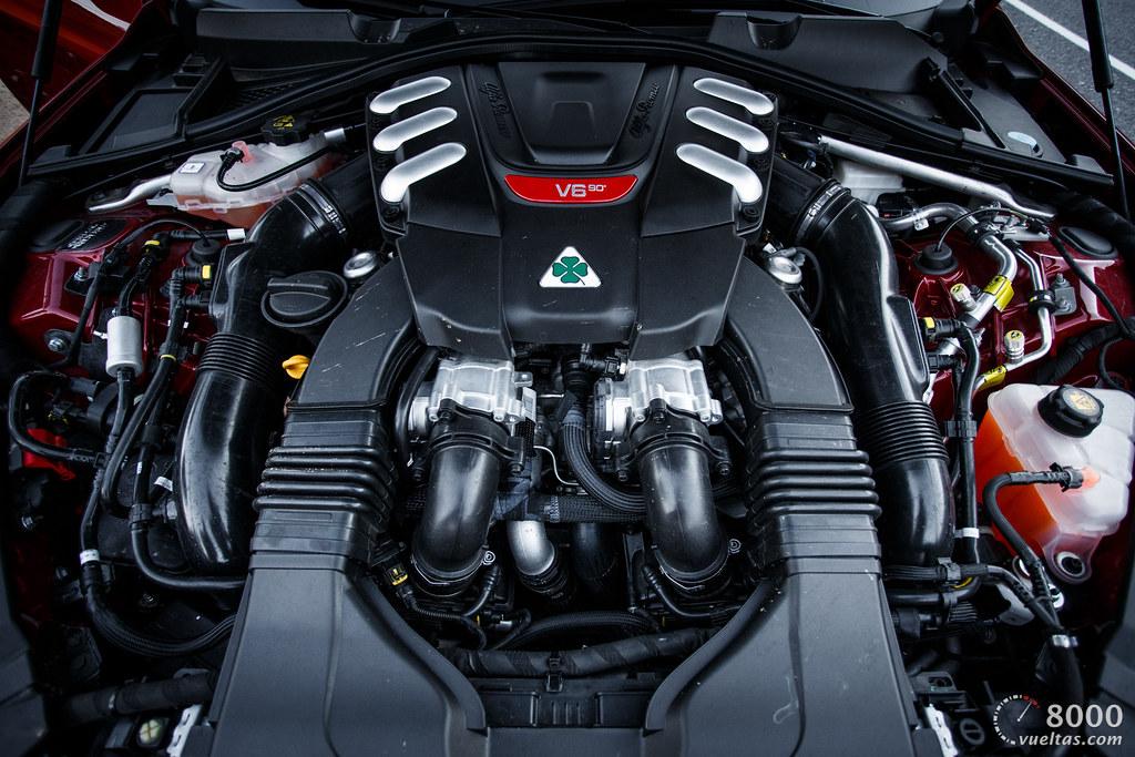 Prueba Alfa Romeo Giulia Quadrifoglio