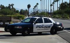 Fontana CA Police - Ford Crown Victoria (1)