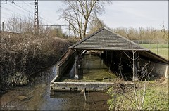 Lavoir de Bichain 89 - Photo of Courcelles-en-Bassée