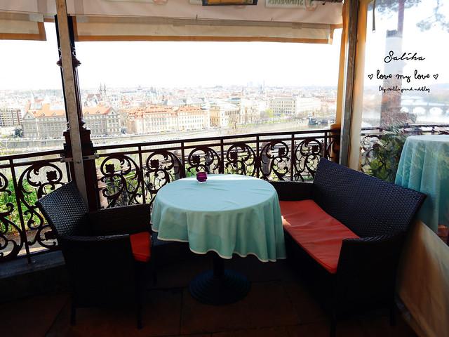 Hanavsky Pavilon交饗情人夢布拉格絕美景觀餐廳下午茶 (19)
