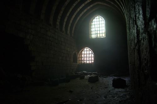 Yester Castle