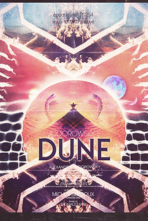 Jodorowsky's DUNE had it really come out in the 80's