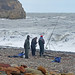 Angles on Angling:  Seaham, Noses Point, February 2013