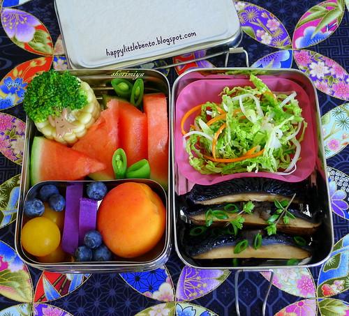 Portobello Ecolunchbox Bento by sherimiya ♥