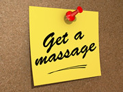 Get a Massage | by One Way Stock