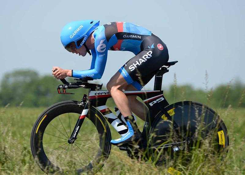 Rohan Dennis - Critérium du Dauphiné, stage 4