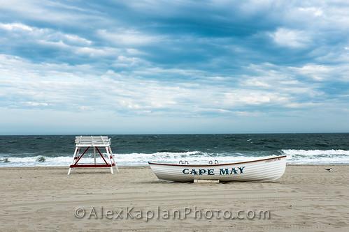 Cape May, New Jersey - By Alex Kaplan www.AlexKaplanPhoto.com by Alex Kaplan, Photographer
